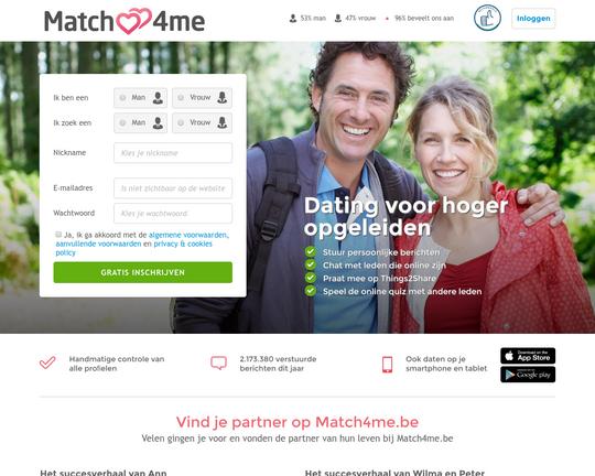 Internet Dating hoger opgeleiden